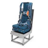 Butler standard seat pack in blue